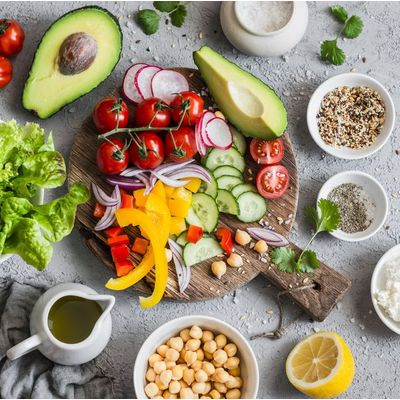 Menú Healthy (20 días)