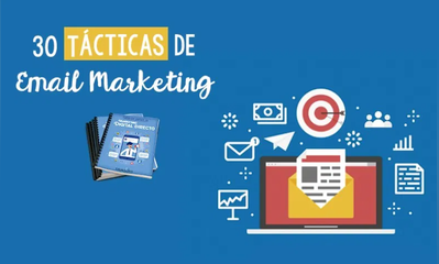 30 Tácticas de Email Marketing