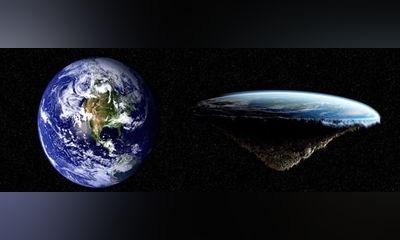 ¿Tierra plana o esférica? El debate del momento...