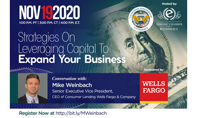 Strategies on Leveraging Capital to Expand Your Business - Conversation with Mike Weinbach
