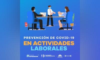 Prevención de COVID-19 en la actividad laboral