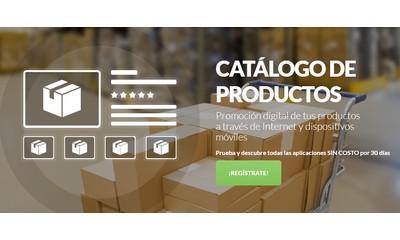 Manual App Catálogo de Productos