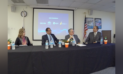 Panel Discussion at Point Loma Credit Union