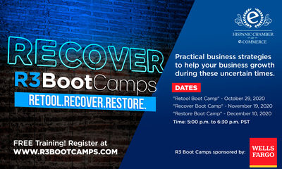 R3 Boot Camps Sponsored by Wells Fargo