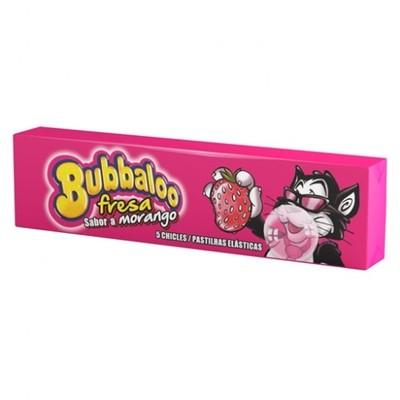 Bubbaloo Fresa