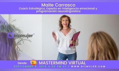 "Mastermind Virtual: ""Tu Poder para Emprender"" - Bizmujer"