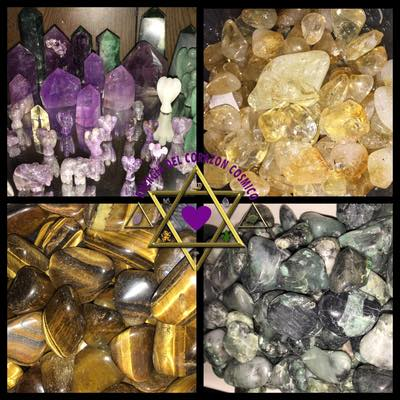 Crystals & Stones | Crystal Healing | Cuarzos