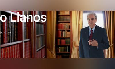 Biografía - Eduardo Llanos