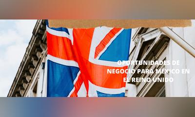OPORTUNIDADES DE NEGOCIO PARA MÉXICO EN EL REINO UNIDO