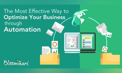 Optimize Your Business Through Automation | Bloominari