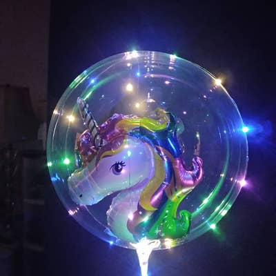 Custom Balloons with LED Lights | Globos con Luces LED