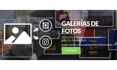 Manual App Galería de Fotos