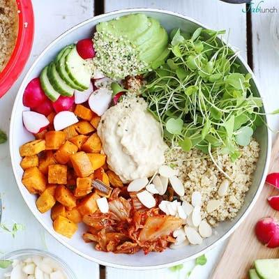 Menú Healthy (30 días)