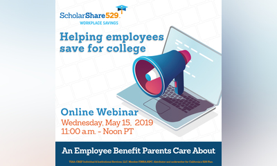 Helping employees save for college