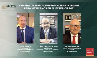 Semana de Educación Financiera | Consulado de Mexico en San Diego