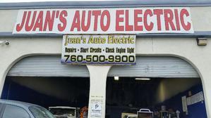 Juan's Auto Electric