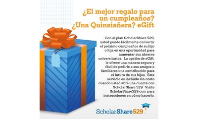 ¿El mejor regalo para un cumpleaños?