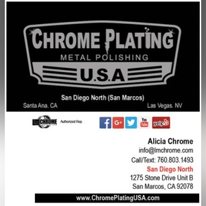 Chrome Plating USA Anodizing Metal Polishingnormalized