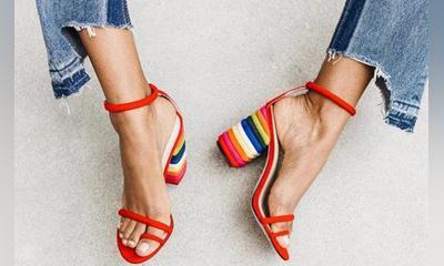 Los zapatos para primavera
