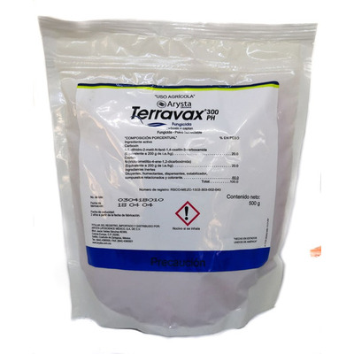Terravax Fungicida