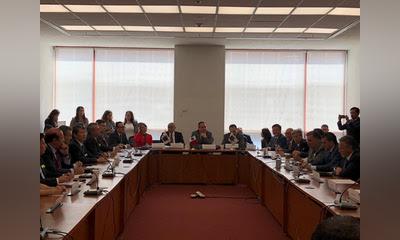 Mantienen países asiáticos interés por invertir en Puerto Lázaro Cárdenas