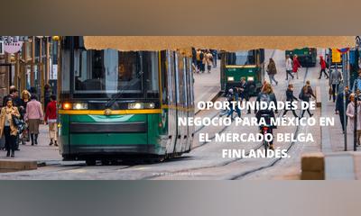 OPORTUNIDADES DE NEGOCIO PARA MÉXICO EN EL MERCADO FINLANDÉS