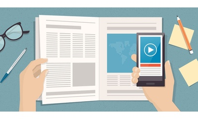 Here's Why Print Advertisements Are Considered More Trustworthy Than Online Advertisements