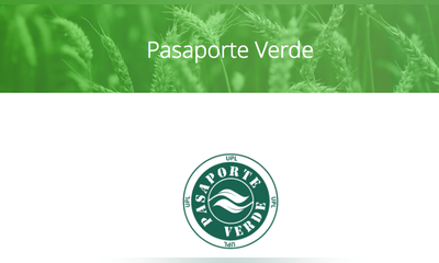 Pasaporte verde