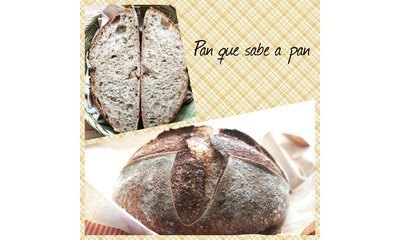 Harina, agua, sal y tiempo: los ingredientes del pan que sabe a pan