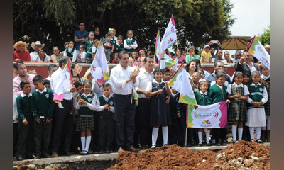 Una escuela digna fomenta educación de calidad