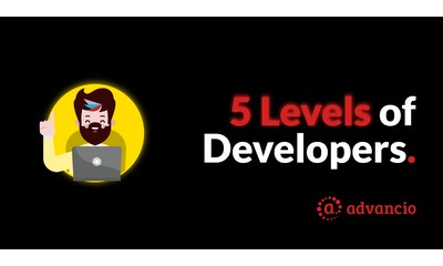 Five Levels of Developers