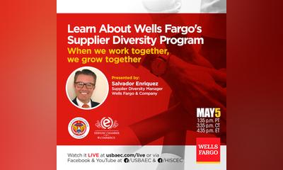 Learn About Wells Fargo's Supplier Diversity Program