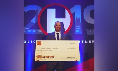 HISCEC Recipient of the 2019 USHCC Local Chamber Grant Awards