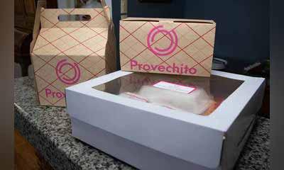 Provechito, la plataforma que lleva platillos de alta cocina hasta tu mesa