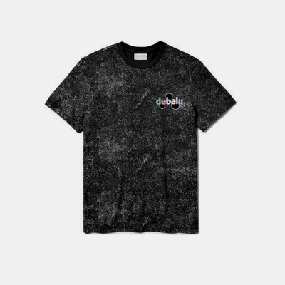 Playera dubalu color negro