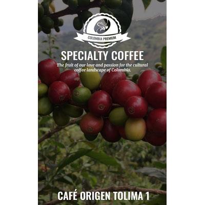 Coffee Tolima