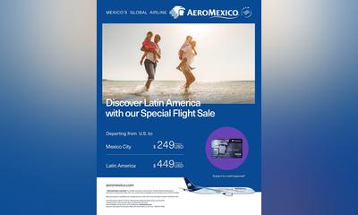 Blue Sale | Aeromexico